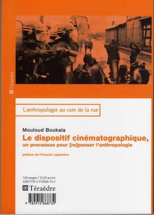 Couverture Dispositif cinématographique