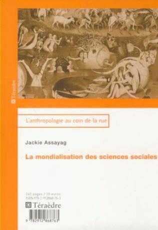 Couverture La mondialisation des sciences sociales