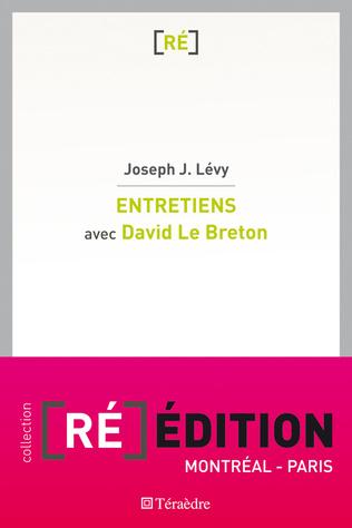 Couverture Entretiens avec David Le Breton