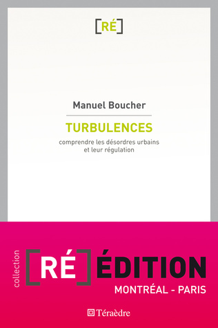 Couverture Turbulences