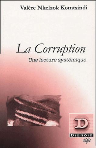 Couverture La corruption