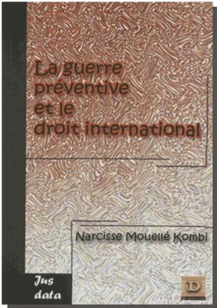 Couverture La guerre préventive et le droit international