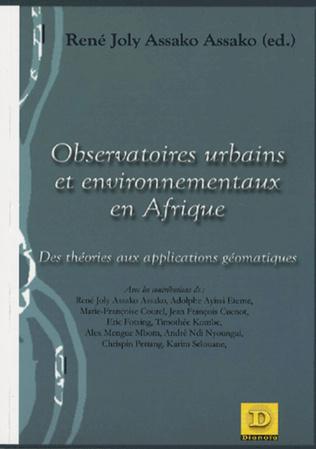 Couverture Observatoires urbains et environnementaux en Afrique