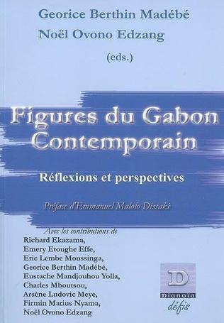 Couverture Figures du Gabon contemporain