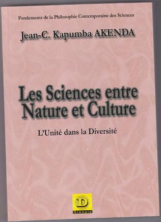 Couverture Les sciences entre Nature et Culture