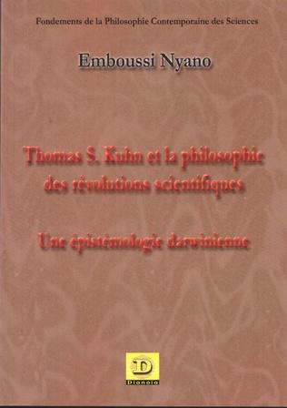 Couverture Thomas S. Kuhn et la philosophie des révolutions scientifiques