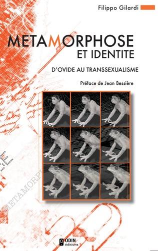 Couverture Métamorphose et identité