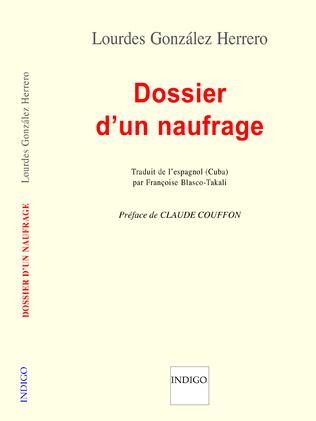 Couverture Dossier d'un naufrage