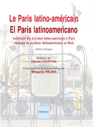 Couverture Le Paris latino-américain / El París latinoamericano