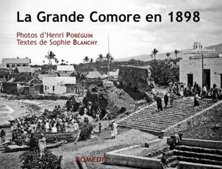 Couverture La Grande Comore en 1898