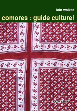 Couverture Comores : guide culturel