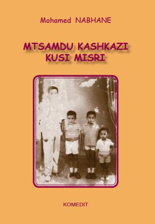 Couverture Mtsamdu kashkazi, kusi misri