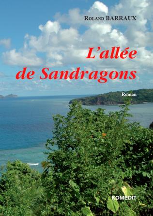 Couverture L'allée de Sandragons
