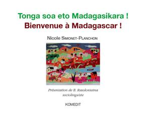 Couverture Bienvenue à Madagascar !