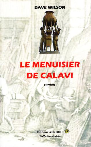 Couverture Le menuisier de Calavi