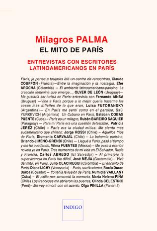 Couverture El mito de París