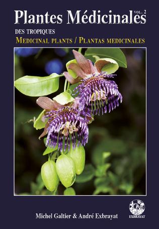 Couverture Plantes Médicinales des tropiques vol. 2