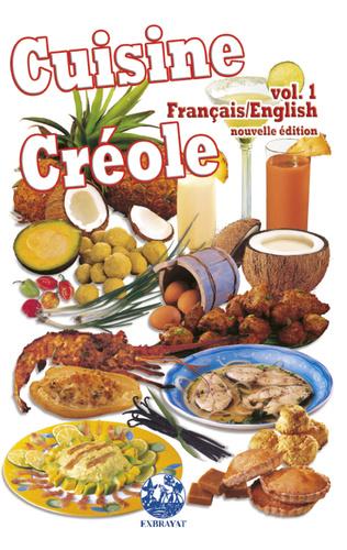 Couverture Cuisine Créole  vol.1