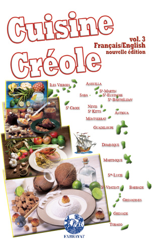 Couverture Cuisine Créole vol. 3