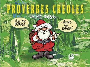 Couverture Proverbes créoles  Volume 1