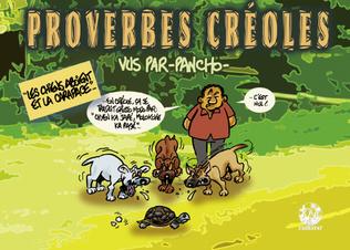 Couverture Proverbes créoles  Volume 2