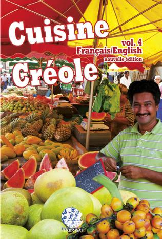 Couverture Cuisine Créole vol. 4