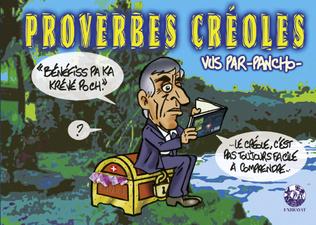 Couverture Proverbes créoles  Volume 3
