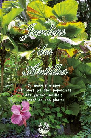 Couverture Jardins des Antilles