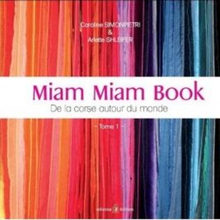 Couverture Miam miam book