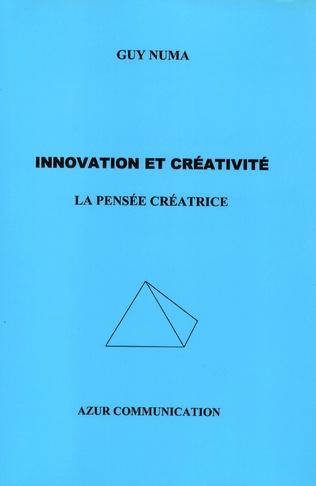 Couverture Innovation et créativité
