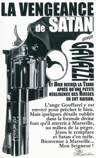Couverture La vengeance de Satan