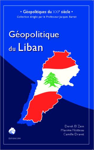 Couverture Géopolitique du Liban