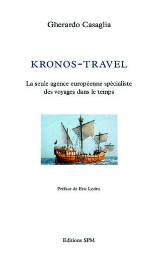 Couverture Kronos-Travel