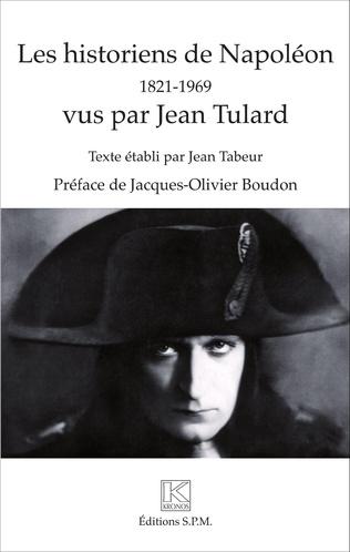 Couverture Les historiens de Napoléon