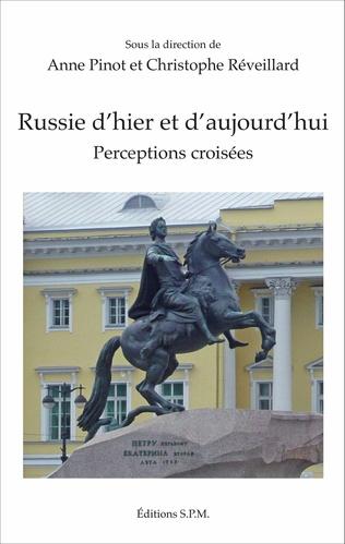 Couverture Russie d'hier et d'aujourd'hui