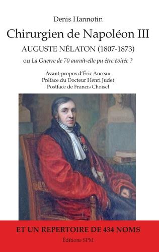Couverture Chirurgien de Napoléon III
