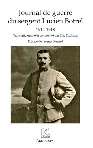 Couverture Journal de guerre du sergent Lucien Botrel
