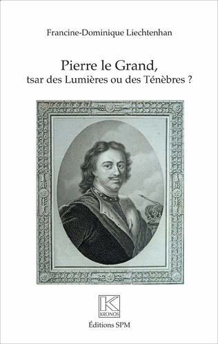 Couverture Pierre Le Grand
