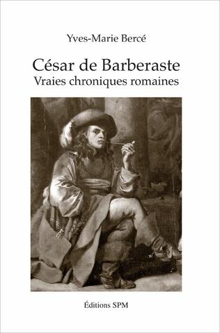 Couverture César de Barberaste