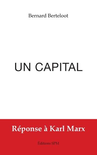 Couverture Un capital