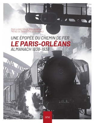 Couverture Le Paris-Orléans