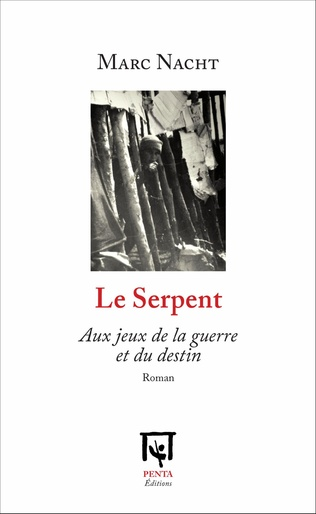 Couverture Le serpent