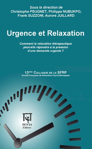 Couverture Urgence et relaxation