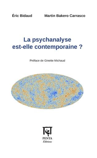 Couverture La psychanalyse est-elle contemporaine ?