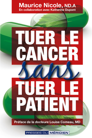 Couverture Tuer le cancer sans tuer le patient