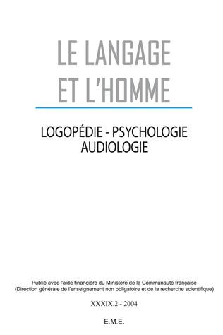 Couverture Aspects développementaux du langage oral et du langage écrit