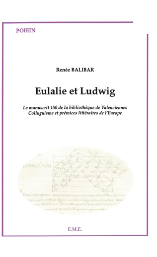 Couverture Eulalie et Ludwig