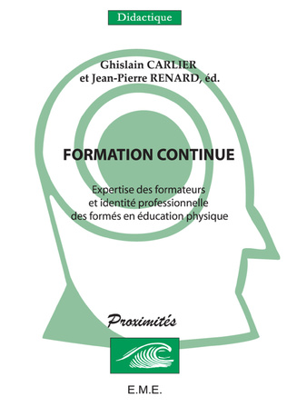 Couverture Formation continue