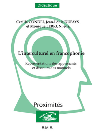 Couverture L'interculturel en francophonie