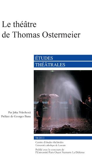 Couverture Le Théâtre de Thomas Ostermeier